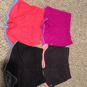 old navy mesh shorts